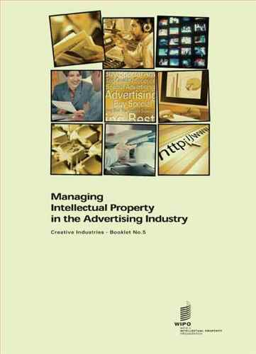 Managing intellectual property in the advertisting industry