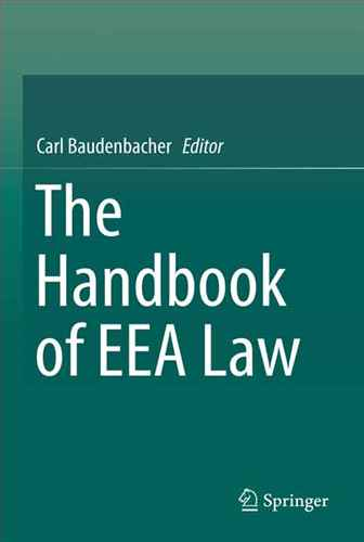 The Handbook of EEA Law