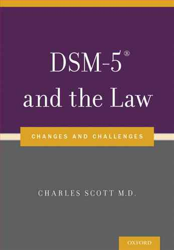 DSM-5 and law