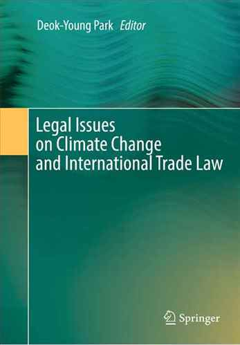 legal issues on climate changes and international trade law