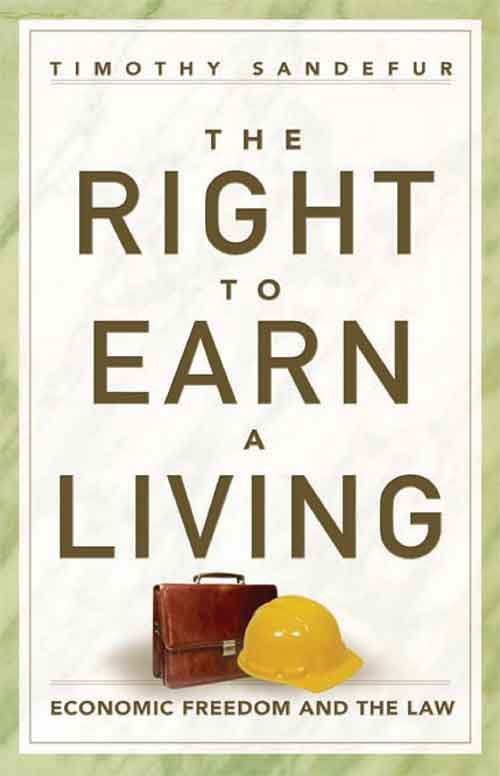 The Right to Earn a Living