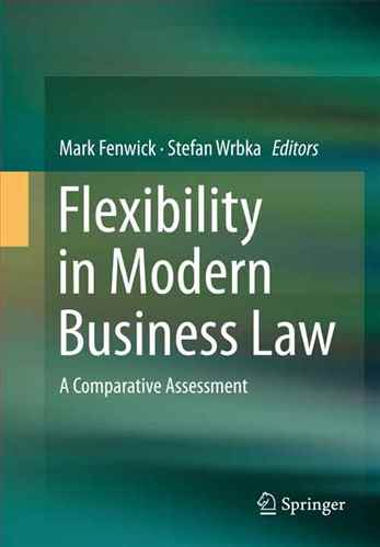 Flexibility in modern business law