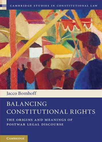 Balancing Conistitutional Rights