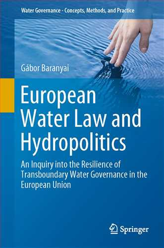European Water Law and Hydropolitics