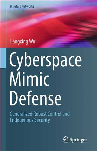 Cyberspace Mimic Defense