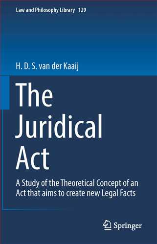 The Juridical Act