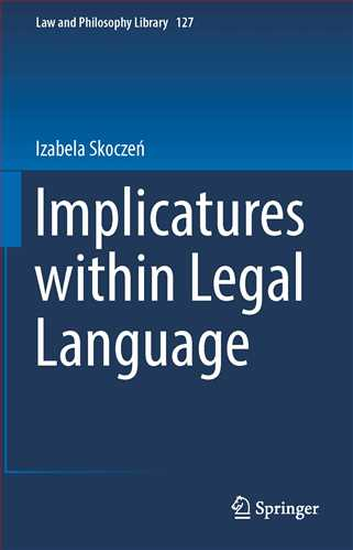 Implicatures within Legal Language