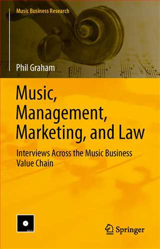 Music, Management,Marketing, and Law