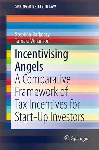 Incentivising Angels A Comparative Framework of Tax Incentives for Start-Up
