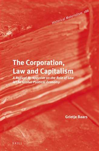 The Corporation, Law and Capitalism