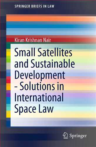 Small Satellites and Sustainable Development - Solutions in Internatio