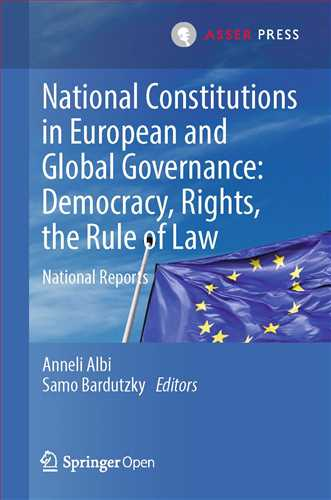 National Constitutions in European and Global Governance: Democracy, R