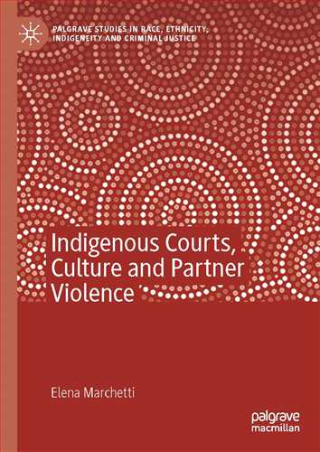 Indigenous Courts,Culture and Partner Violence