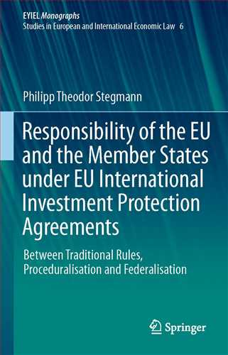 Responsibility of the EU and the Member States under EU International