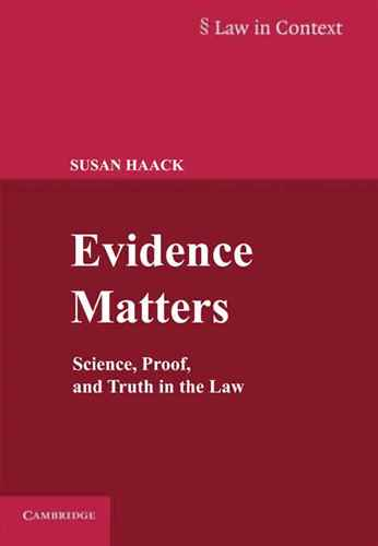 Evidence Matters