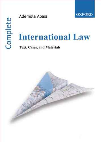 complete international law  (text cases and materials)