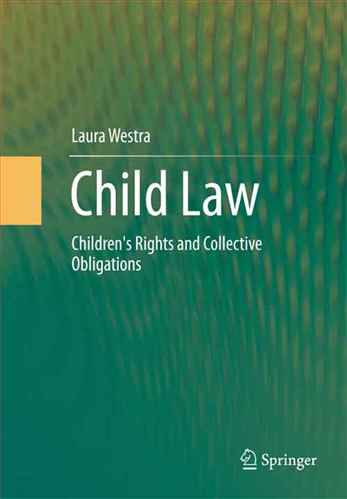 Child Law  Childrens Rights and Collective Obligations