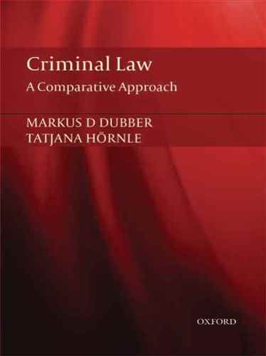 Criminal Law A Comparative Approach