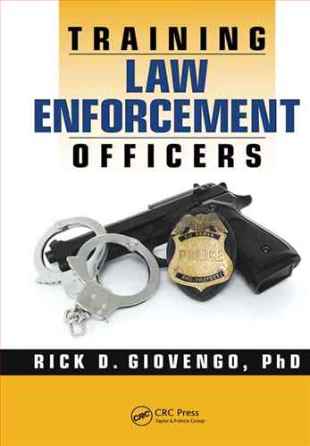 Training  Law  Enforcement officers