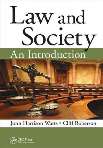 Law and Society : an introduction