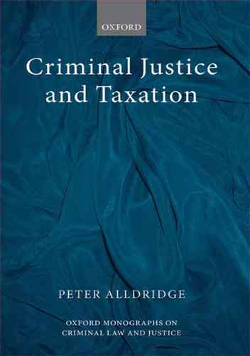 Criminal Justice and Taxation