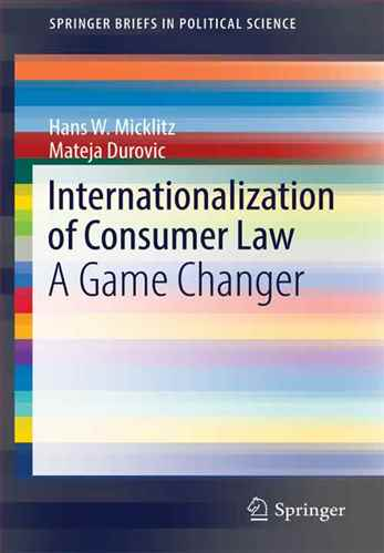 Internationalization of Consumer Law